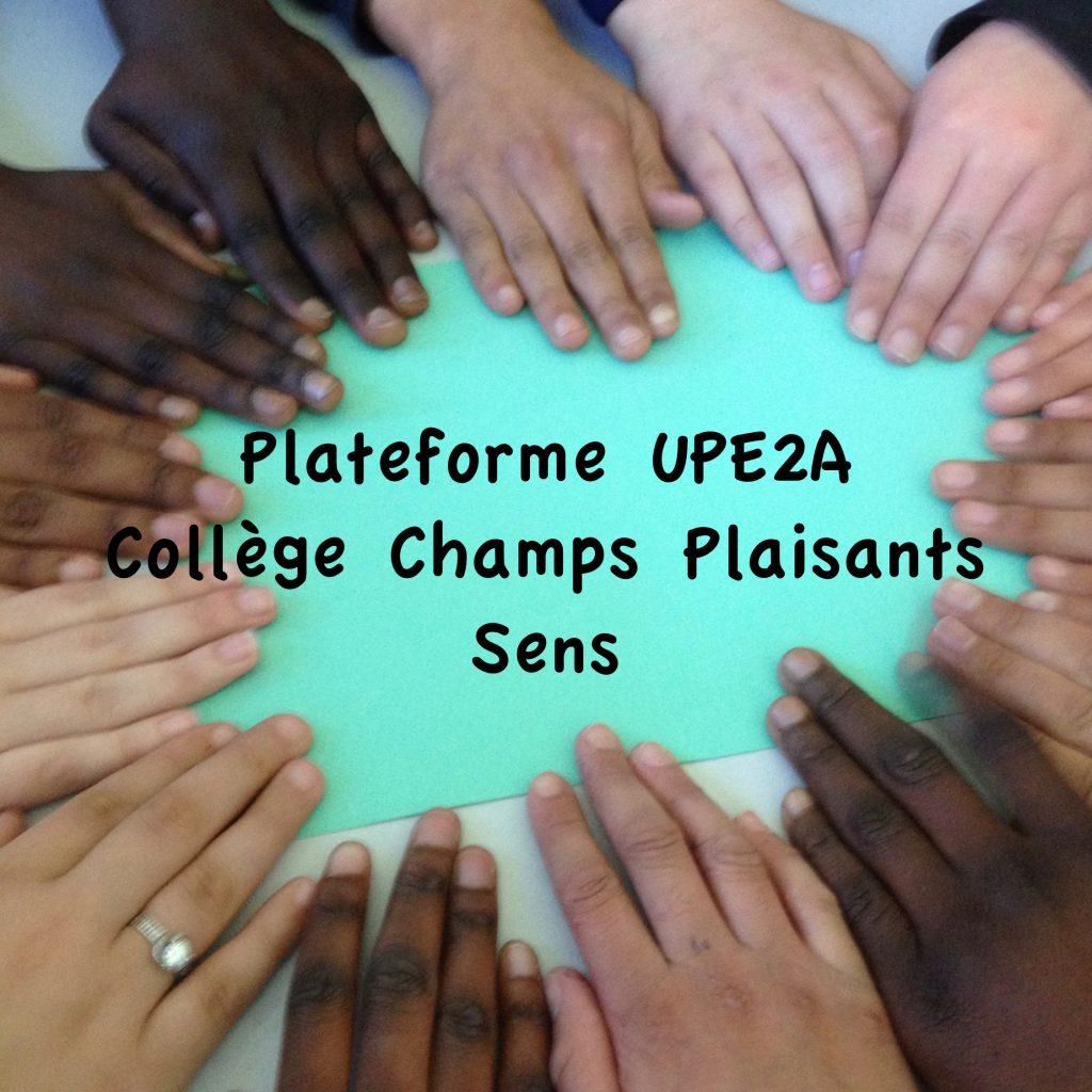 Plateforme UPE2A Collège Champs Plaisants